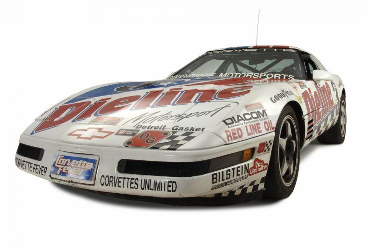 1993 Chevrolet Corvette Dieline Race Car USA 06 wallpaper