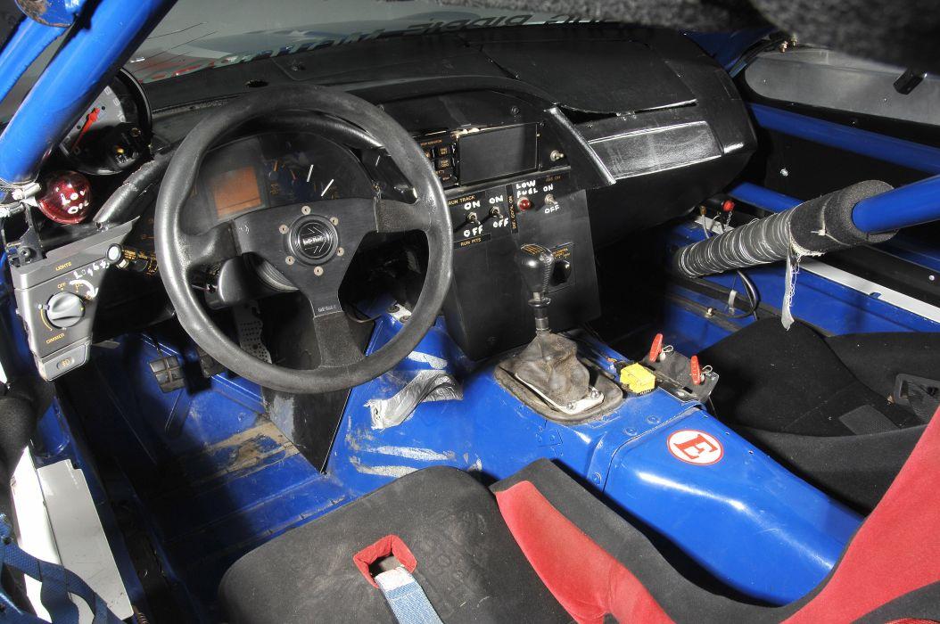 1993 Chevrolet Corvette Dieline Race Car USA 05 wallpaper