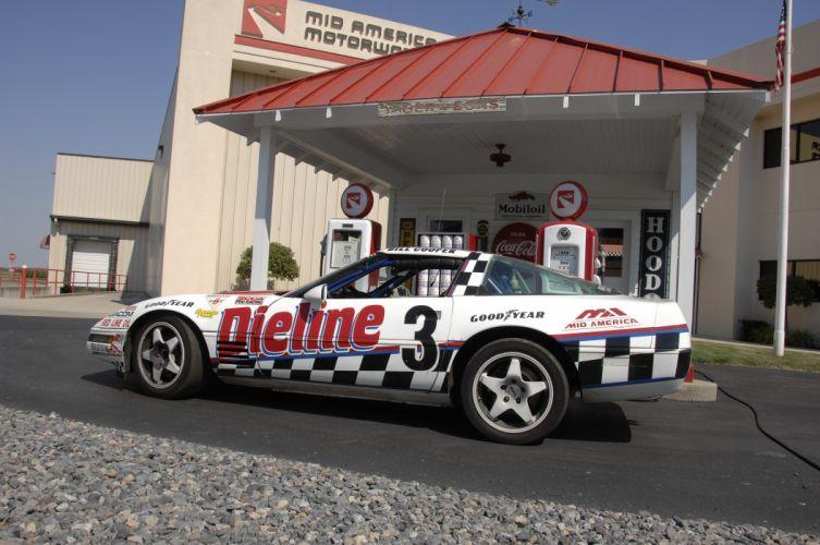 1993 Chevrolet Corvette Dieline Race Car USA 11 wallpaper