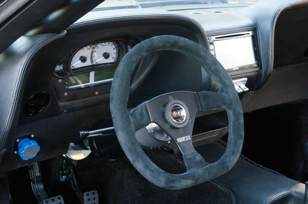 1978 Ford Mustang GT Super Street Pro Rodder USA-02 wallpaper