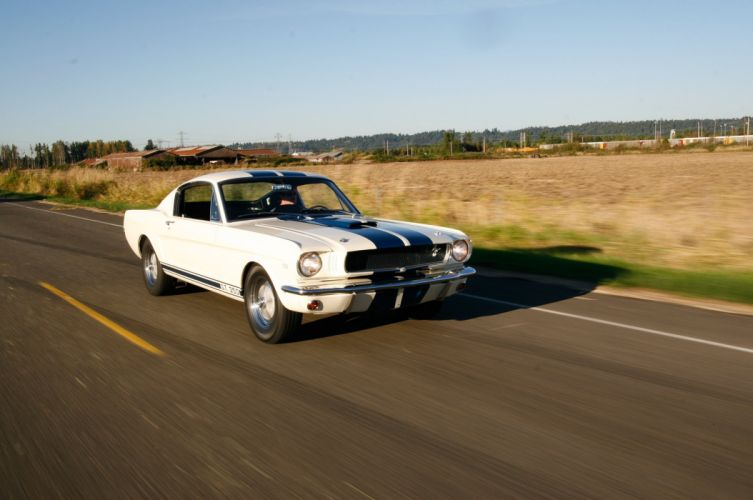 1965 Ford Mustang Shelby GT 350 Prototype Classic Old Muscle USA 02 wallpaper