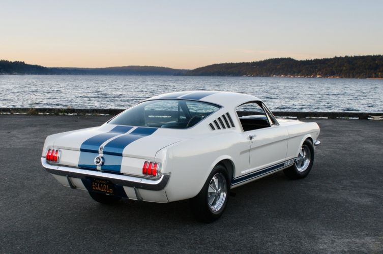 1965 Ford Mustang Shelby GT 350 Prototype Classic Old Muscle USA 07 wallpaper