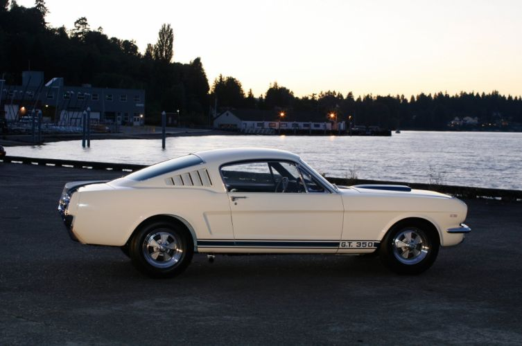 1965 Ford Mustang Shelby GT 350 Prototype Classic Old Muscle USA 10 wallpaper