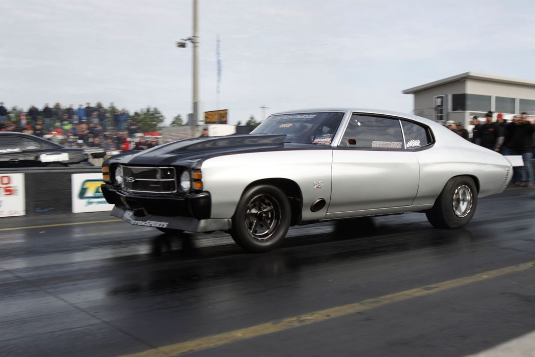 1970 chevrolet chevy chevelle pro stock drag dragster race