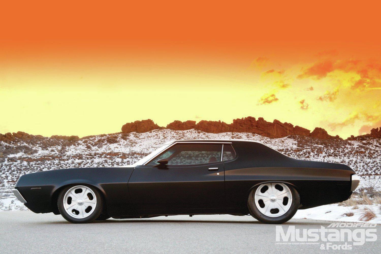 1972 ford gran torino prostreet super roddeer rod hot touring usa 01 wallpaper 1500x1000 676441 wallpaperup - 1972 Ford Ranchero Pro Street