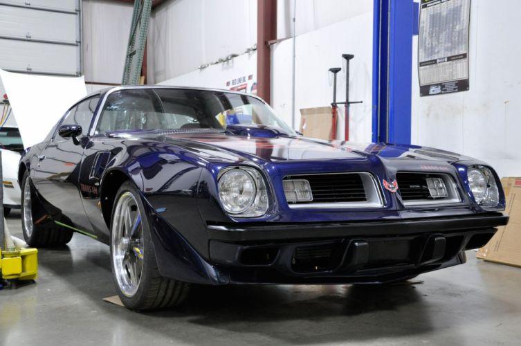 1977 Pontiac Trans Am Muscle Pro Street Super Rodder Rod Hot Touring USA 01 wallpaper