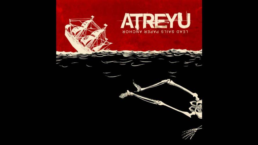 ATREYU metalcore hardcore alternative metal nu-metal poster wallpaper