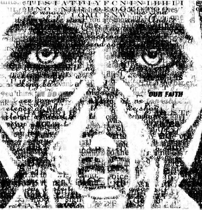 UNDEROATH christian metalcore hardcore religion 1undero emo screamo poster text typography dark mask wallpaper