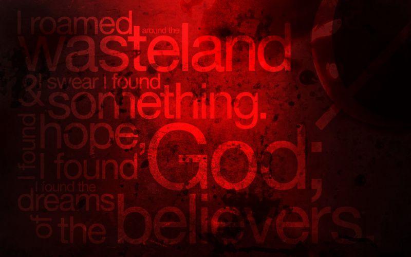 UNDEROATH christian metalcore hardcore religion 1undero emo screamo poster text typography wallpaper