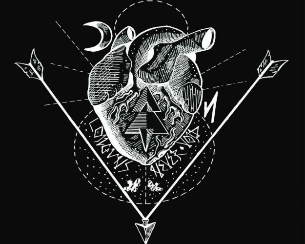 CONVERGE punk metalcore hardcore mathcore 1conv alternative dark evil heart occult wallpaper