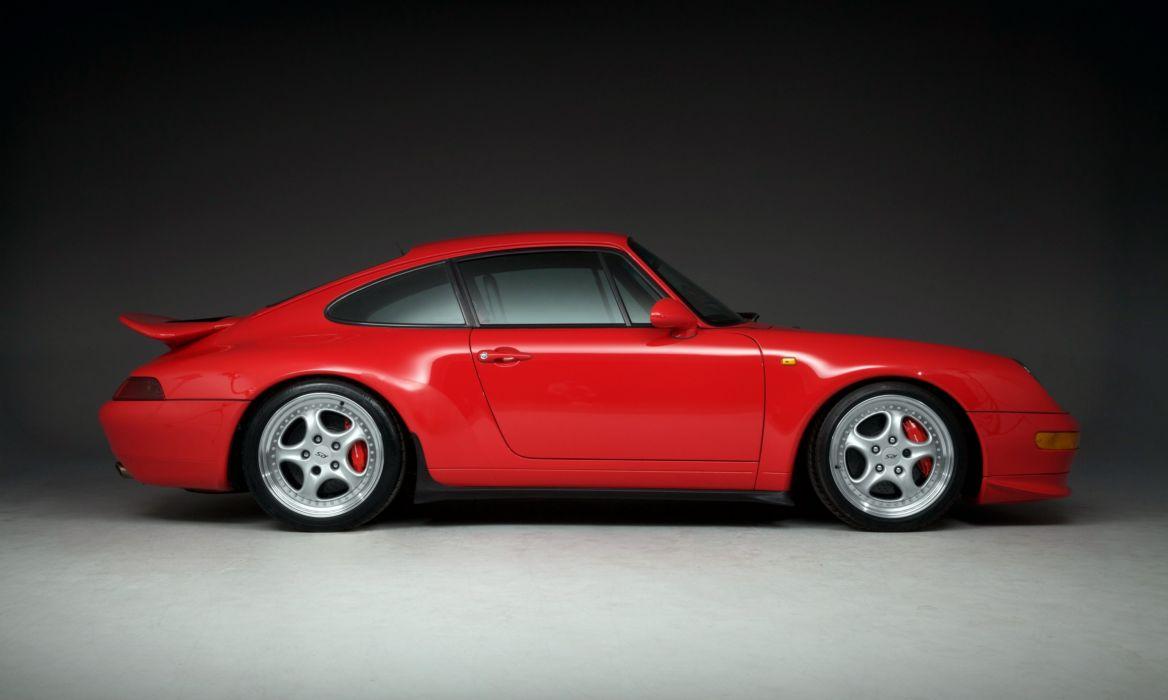 Porsche 911 Carrera RS 3 8 Coupe 993 1995 cars wallpaper