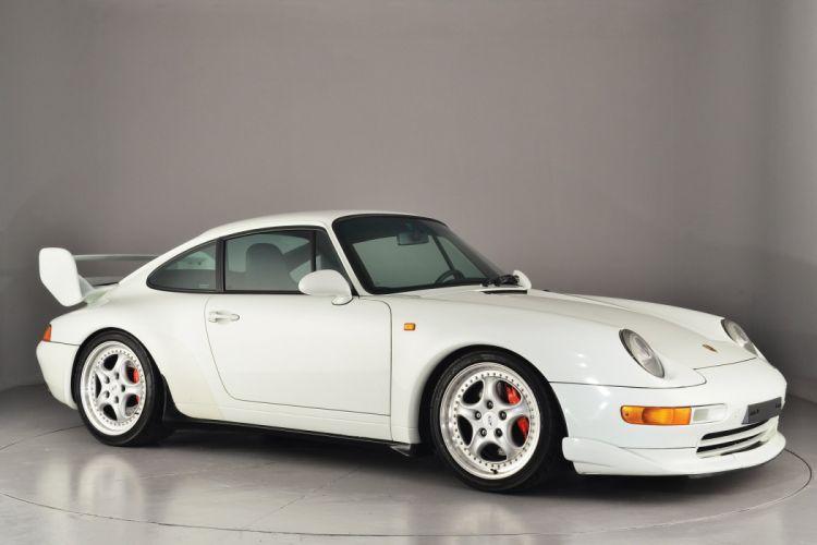 Porsche 911 Carrera RS Club Sport 993 1995 cars wallpaper