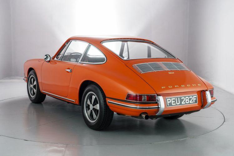 Porsche 911 L 2 0 Coupe 901 cars 1967 wallpaper