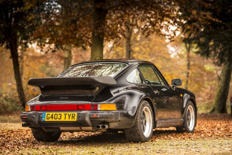 Porsche 911 Turbo 3 3 Coupe Limited Edition 930 cars 1989 wallpaper