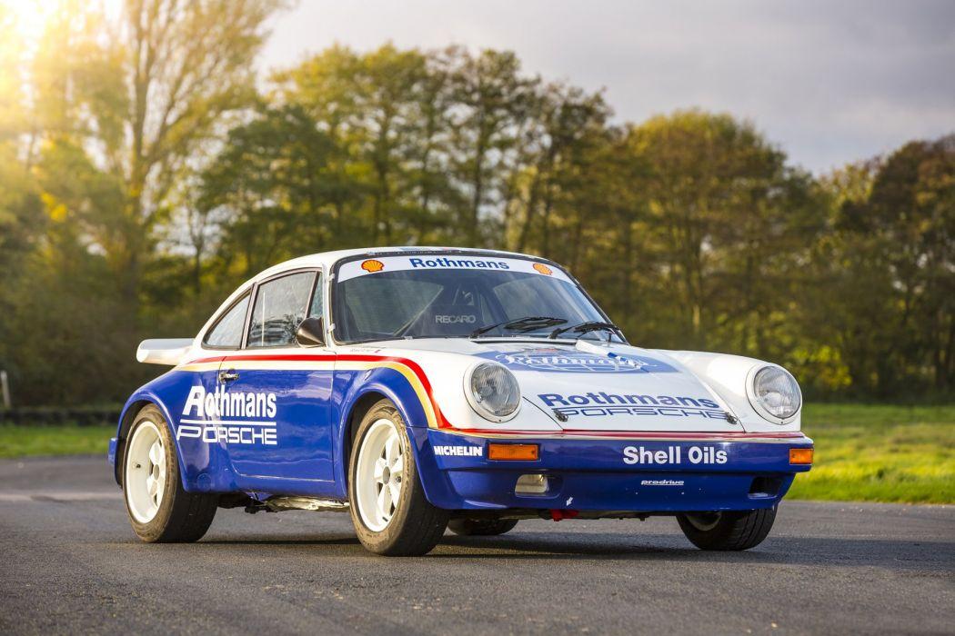Porsche 911 Sc Rs Rally Car 954 Cars 1984 Wallpaper 1800x1200