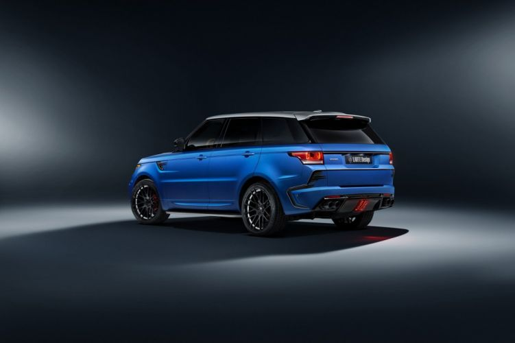 Larte Design Range Rover Sport Winner 2014 cars suv tuning wallpaper
