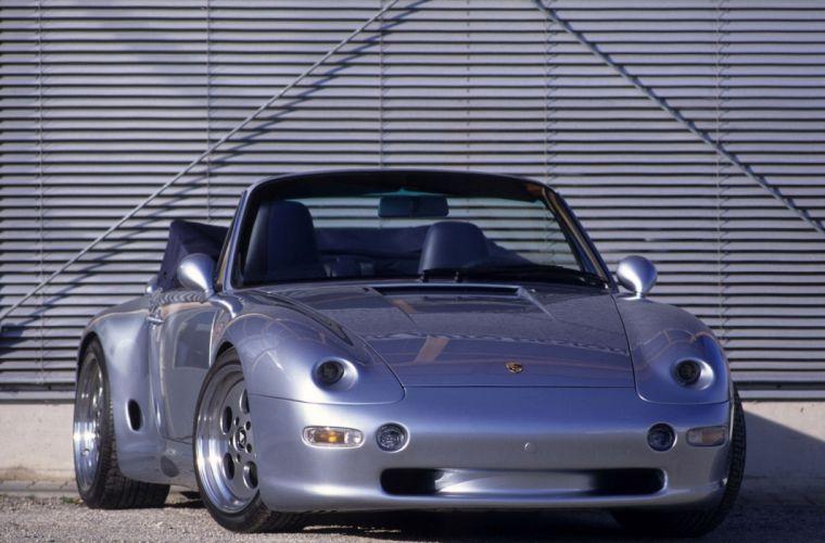 Strosek Porsche 911 Carrera Cabriolet 993 cars tuning wallpaper