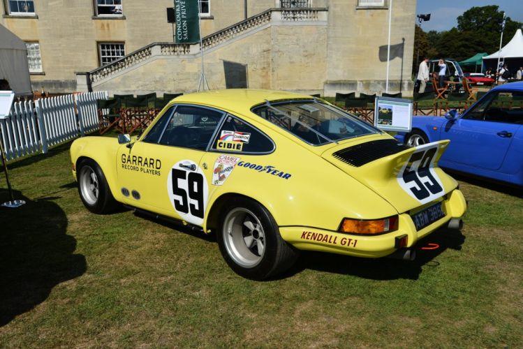 1973 Porsche 911 Carrera RSR 2 8 cars sports cars wallpaper