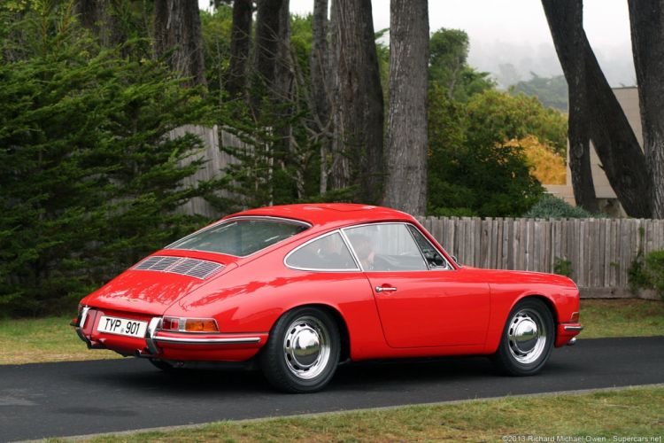 1963 Porsche 901 Prototype coupe cars classic wallpaper