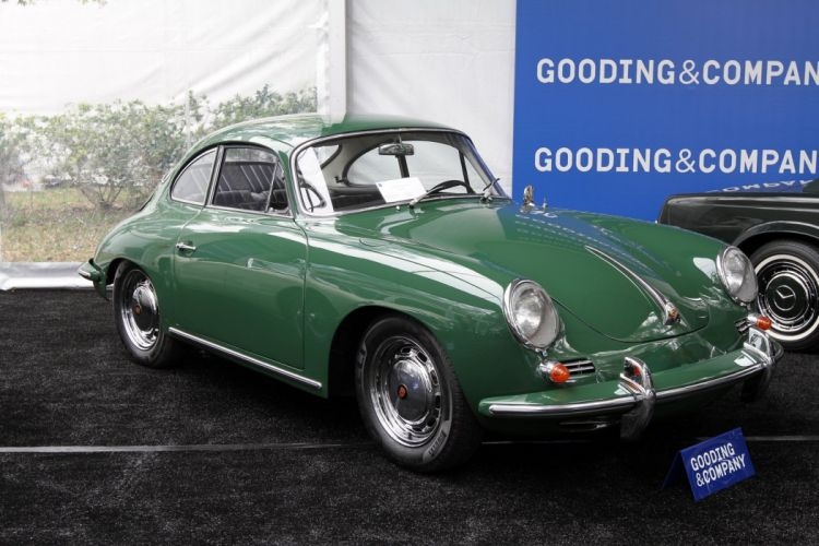 1965 Porsche 356C 1600 Coupe cars classic wallpaper