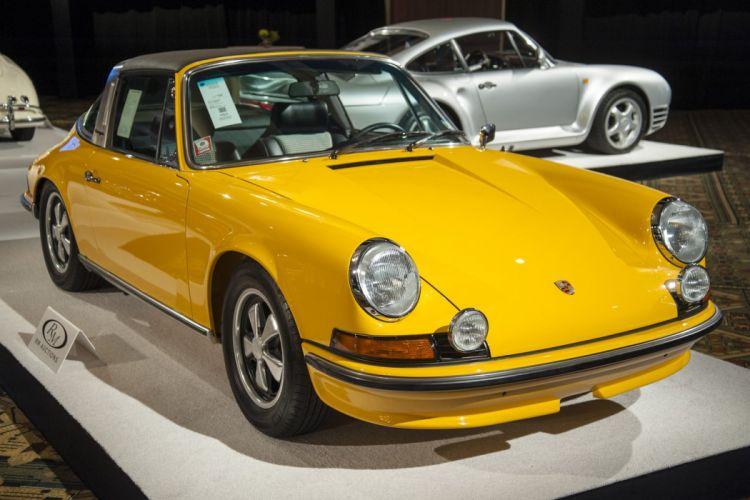1972 Porsche 911-E 2 4l Targa classic cars wallpaper