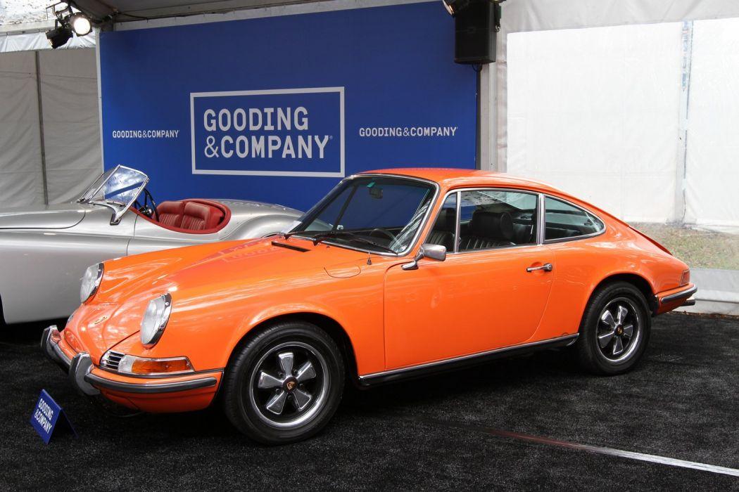 1972 Porsche 911-T 2 4l CoupA wallpaper