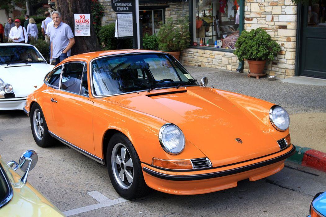 1970 Porsche 911-T 2 2l Coupe cars classic wallpaper