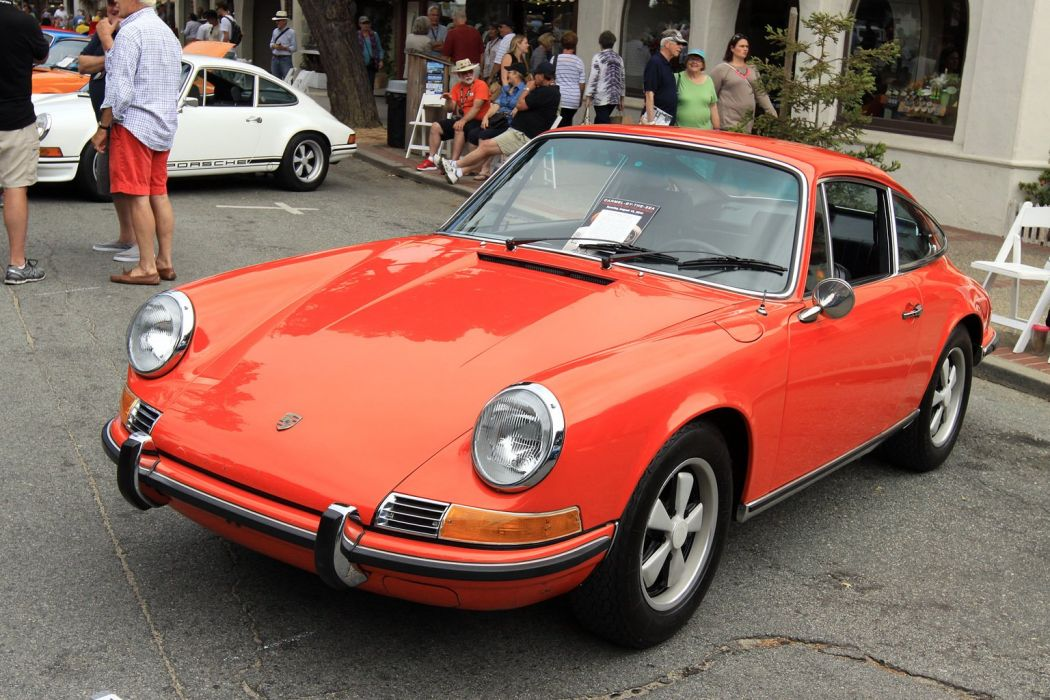 1970 Porsche 911-T 2 2l Coupe cars classic wallpaper