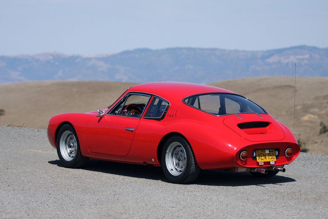 1965 APAL Porsche cars coupe classic wallpaper