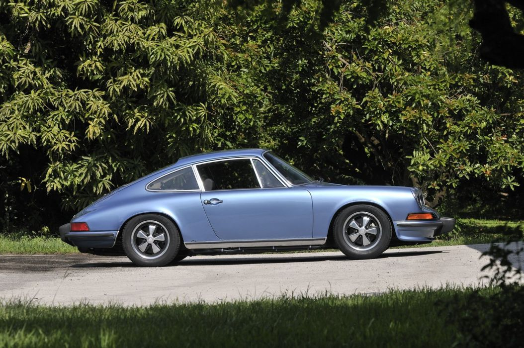 1973 Porsche 911-S 2 4l Coupe cars classic wallpaper