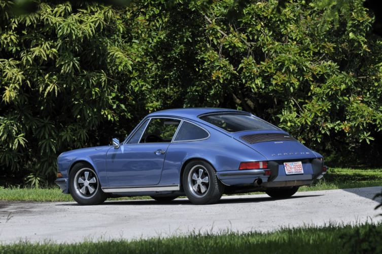 1973 Porsche 911-S 2 4l Coupe cars classic wallpaper