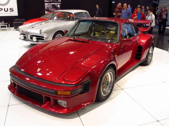 Porsche 935 Street Turbo cars 1983 wallpaper