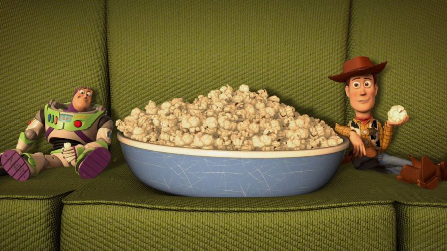 Cartoons Toy Story Buzz Lightyear Woody wallpaper