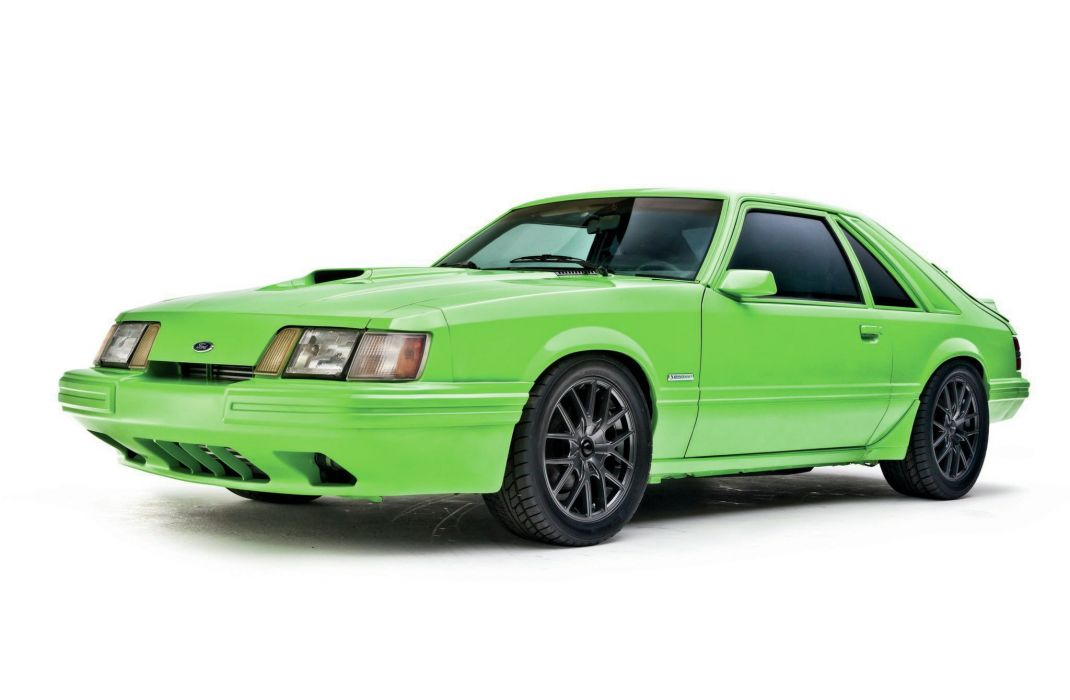 1986 Ford Mustang GT Pro Touring Super Street Rod Rodder Hot Muscle USA 2048x1360-02 wallpaper