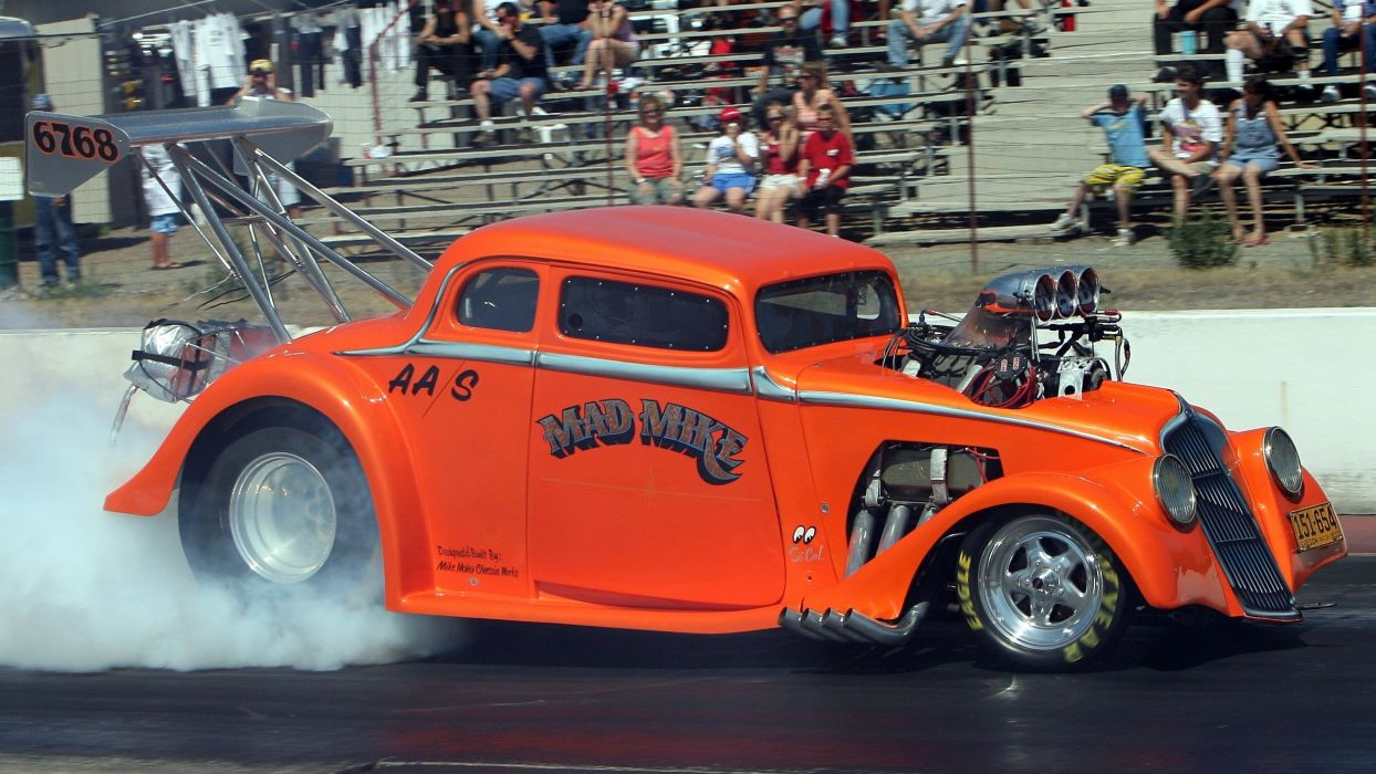 1933 Willys Coupe Drag Racing Super Stock Dragster USA 2463x1386 wallpaper