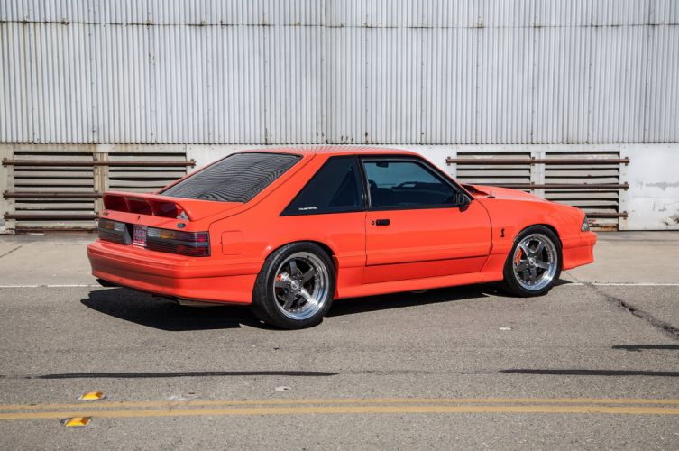 1993 Ford Mustang Fox Cobra Competition Pro Touring Super Street Rodder Rod Hot Muscle USA 2048x1360-05 wallpaper