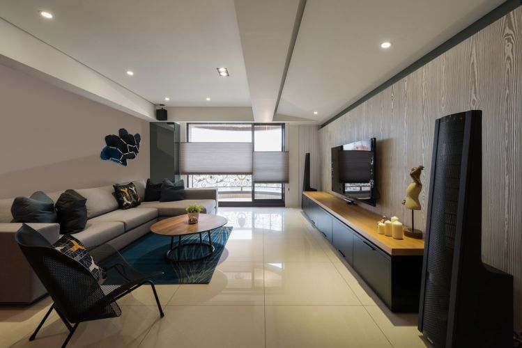 interior design room condo apartment house architecture wallpaper