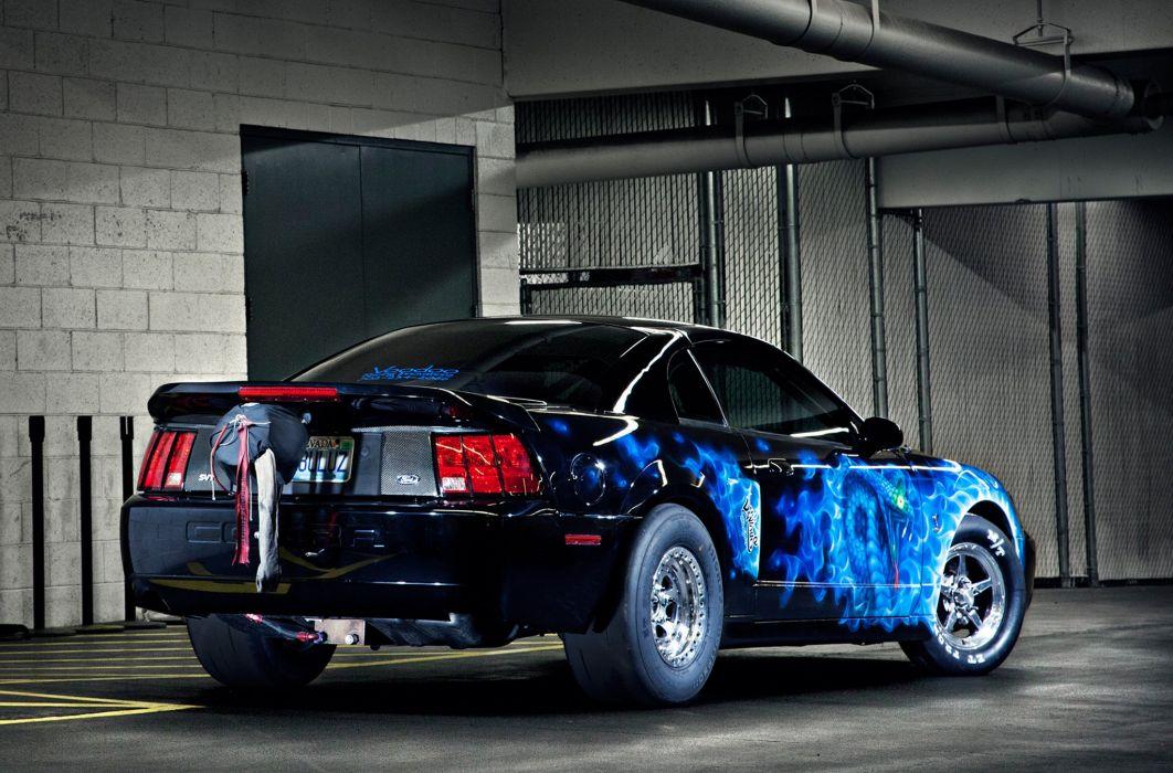 2003 Ford Mustang Cobra Super Spreet Pro Drag Muscle USA 2048x1360-04 wallpaper