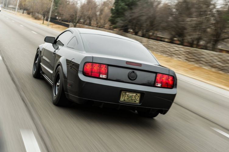 2007 Ford Mustang GT Pro Street Super Drag Muscle USA 2048x1360-09 wallpaper