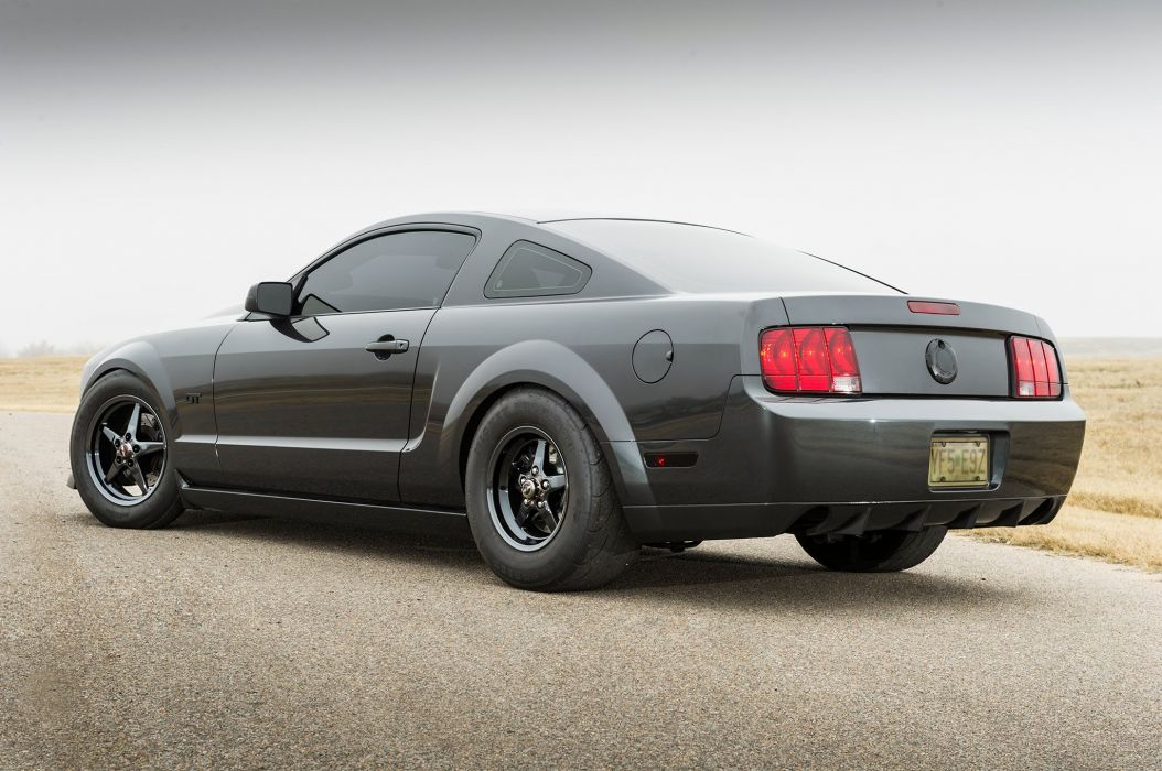 2007 Ford Mustang GT Pro Street Super Drag Muscle USA 2048x1360-10 wallpaper