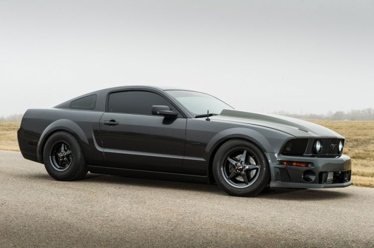 2007 Ford Mustang GT Pro Street Super Drag Muscle USA 2048x1360-12 wallpaper