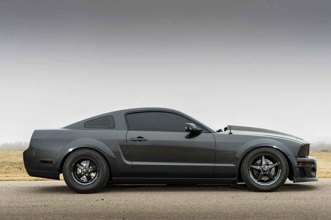 2007 Ford Mustang GT Pro Street Super Drag Muscle USA 2048x1360-14 wallpaper