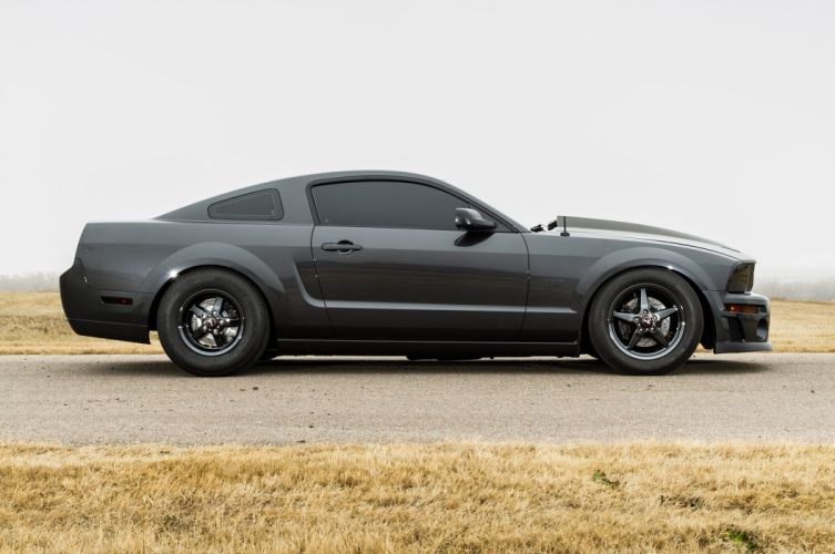 2007 Ford Mustang GT Pro Street Super Drag Muscle USA 2048x1360-15 wallpaper