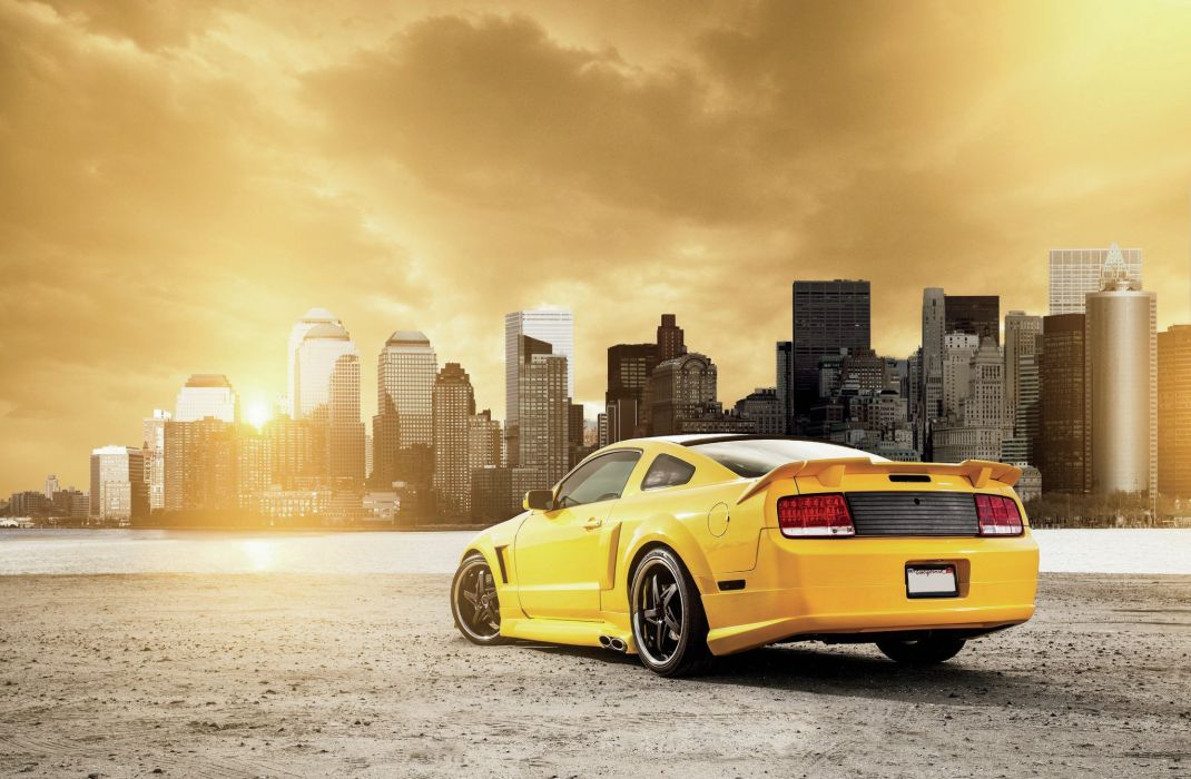 2008 Ford Mustang Muscle Pro Touring Suoper Street Rodder Rod Hot USA 2048x1340-03 wallpaper
