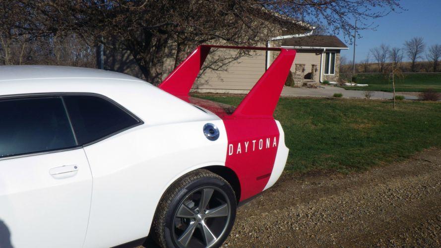 2011 Dodge Challenger Daytona Muscle Super Street Rodder USA 4608x2592-05 wallpaper