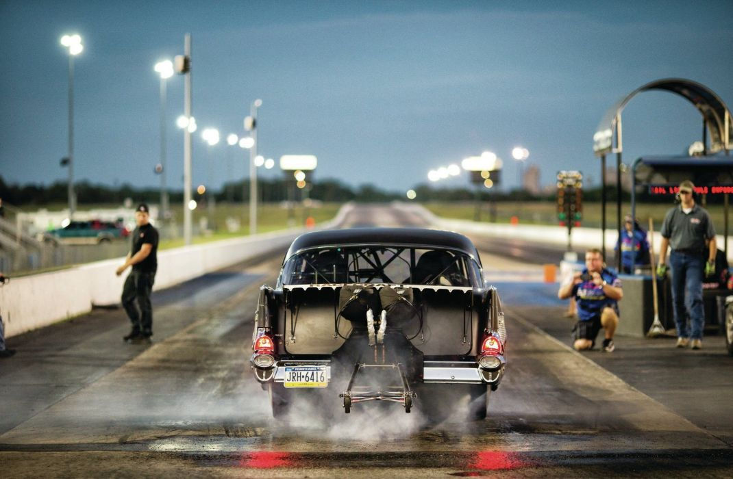1957 Chevrolet Chevy Pro Stock Drag Dragster Race Racing USA 2048x1340-02 wallpaper