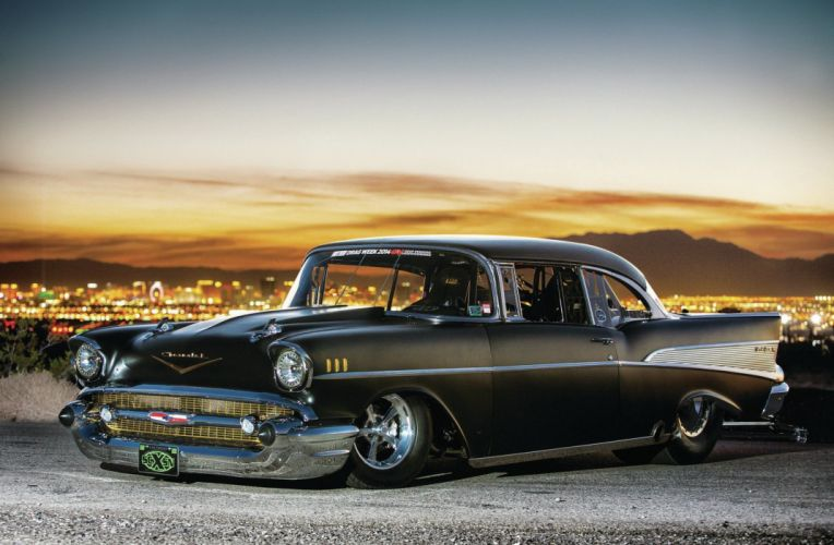 1957 Chevrolet Chevy Pro Stock Drag Dragster Race Racing USA 2048x1340-01 wallpaper