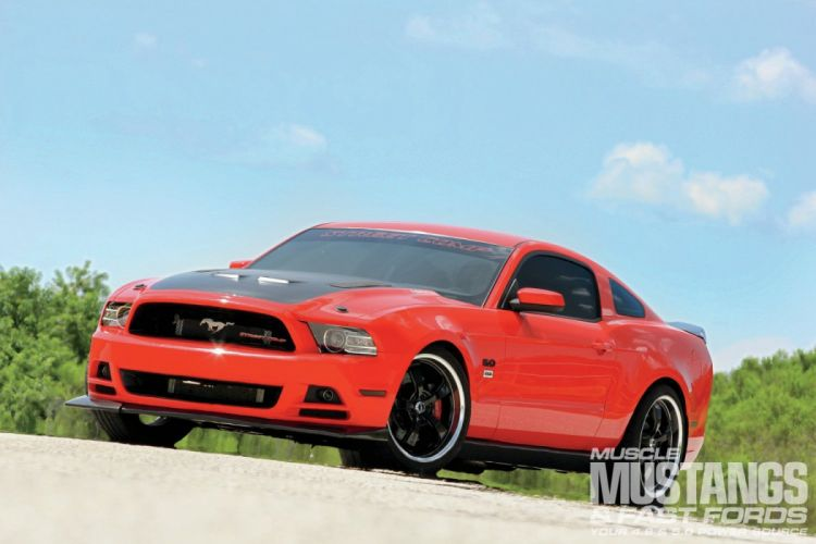 2013 Ford Mustang GT Muscle Pro Touring Super Street Rod Rodder Hot USA 1500x1000-02 wallpaper