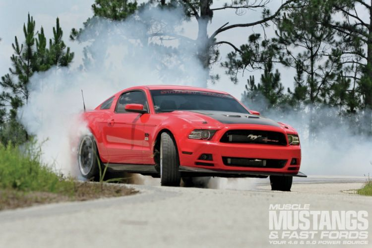 2013 Ford Mustang GT Muscle Pro Touring Super Street Rod Rodder Hot USA 1500x1000-01 wallpaper