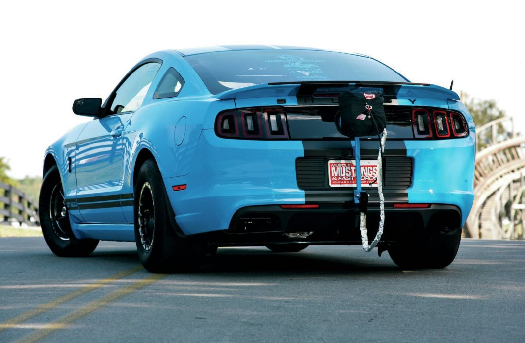 2013 Ford Mustang Shelby GT500 Street Drag Pro Super USA 2048x1340-06 wallpaper